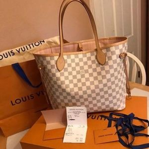 Louis Vuitton Neverfull Authentic
